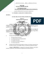 Ley del Órgano Electoral Plurinacional de Bolivia