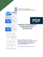 NUEVAS TECNOLOGÍAS, COMUNICACIÓN Y  EDUCACIÓN