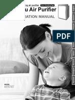 MCK75JVM Operation Manual