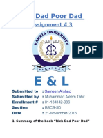 ALEEM Assignment 3 E &L