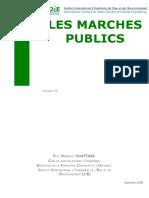 Droit Des Marches Publics Et Prives