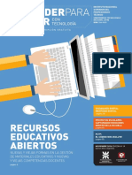 APRENDER PARA EDUCAR CON TECNOLOGÍA.Ed 14