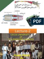 Power Plants - Lecture 2