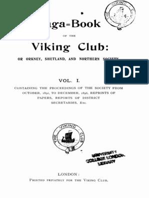 Saga-Book I | Vikings | Norway