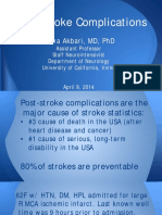 Post Stroke Complications