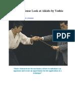 A Common Sense Look at Aikido by Yoshio Kuroiwa
