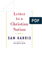 2006 Sam Harris - Carta a Una Nación Cristiana