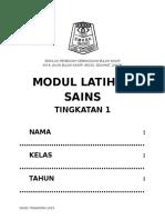 Cover Modul Latihan