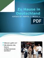 Zu Hause in Deutschland