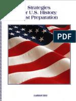US History Test Preparation