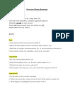 SQL Sample Queries