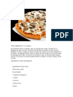 pizza vegetariana.rtf