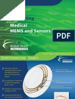 Medical Mems Sensors