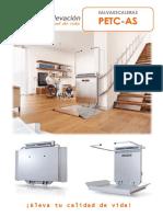 Escaleras Petc as Multi 2013