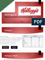 SDM - Kelloggs India