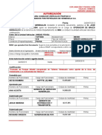 Autorizacion de Vehiculos12240ii