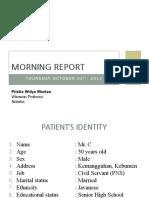 2Morning Report Pristia Widya Monica