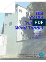 Wind Tunnel Book