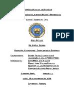 Dotacion, Variacion y Coeficientes de Demanda