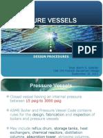 Pressure Vessels Asme