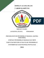 Caboh Kampong