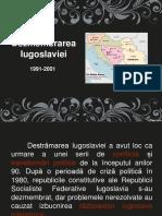 Destramarea Iugoslaviei