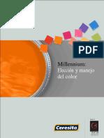 Millennium - Elección y Manejo Del Color