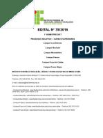 Edital Nº 78-2016 - Vest. 2017-1 - Cursos Superiores (1)