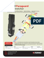 FERNO Paraguard Excel Stretcher FPC003 1015
