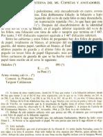 Neofiti 1 - Génesis - II Descripción Externa Del Ms. Copistas y Anotadores
