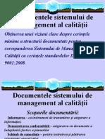 Documentele sistemului calitatii.ppt