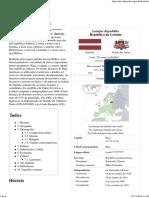 Letónia – Wikipédia, A Enciclopédia Livre