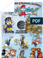 Cómics infantiles de Planeta-DeAgostini