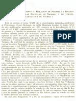 Neofiti 1 - Numeros - III Datación de Neofiti 1. Relación de Neofiti 1 y Pseudojonatán Con Las Escuelas de Sammay y de Hillel. Semántica Pretannaítica en Neofiti 1