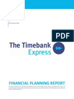 Example Full Financial Planning Report 1