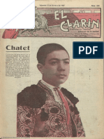 El Clarín (Valencia). 12-2-1927