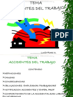 Curso Accidentes Trabajo Causas Consecuencias Obligaciones Notificaciones Prevencion