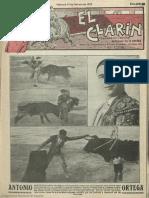 El Clarín (Valencia) 19-2-1927