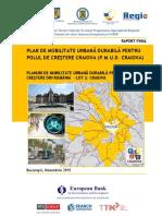 Plan Mobilitate Urbana Craiova