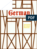 FSI - German FAST - Student Text