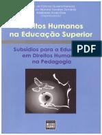Direitos Humanos -NA EDUCAÇÃO SUPERIOR PEDAGOGIA