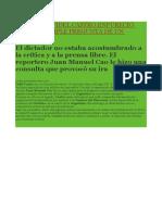 Artículos Fidel