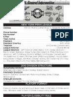 NewYork Penn League