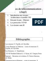 Architectures Des Reseaux Télécoms