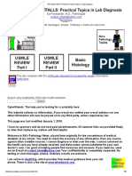 PROFILES and PITFALLS_ Practical Topics in Lab Diagnosis