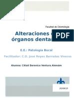 Alteraciones de órganos dentarios.docx