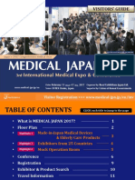 Medical Japan Visitors Guide 20171107