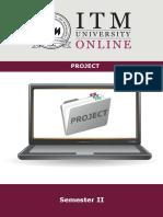 Semester II Project