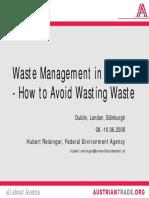 Waste Management Austria