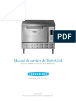 Manual Horno Turbochef Tornado Descrip Completa